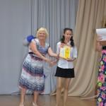 Ишкулова Милана, ученица 10 класса
